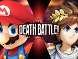 Mario vs Pit