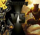 Batman vs. Black Panther