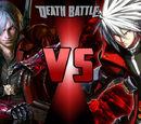 Dante VS Ragna the Bloodedge
