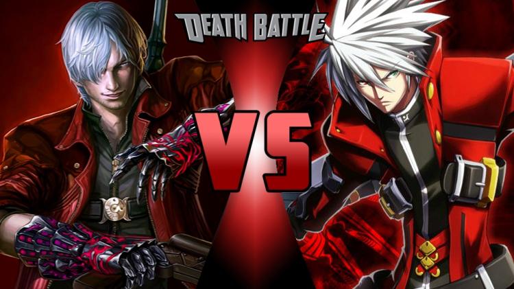 Dante vs ragna the bloodedge death battle fanon wiki for Pool master tv show wiki