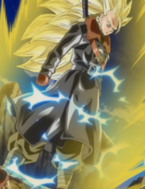 Trunks Xeno SSJ3 Completo