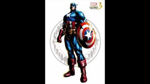 Marvel vs Capcom 3 - Theme of Captain America