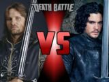 Aragorn VS Jon Snow