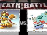 King Dedede vs Mr. Krabs
