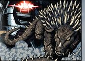 Anguirus rulers of earth