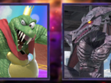 King K. Rool VS Ridley