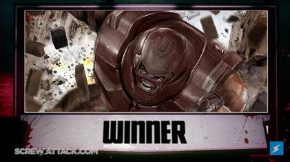 The Winner is Juggernaut