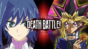 Aichi Sendou Vs Yugi Muto Death Battle Fanon Wiki Fandom Powered