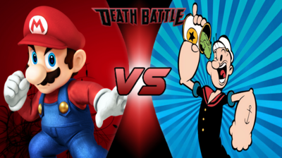 DB-Mario VS Popeye