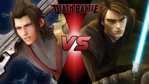 Terra (Kingdom Hearts) vs Anakin Skywalker