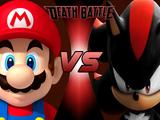 Mario vs Shadow