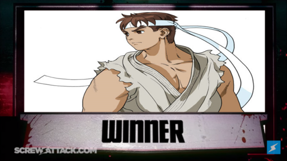The Winner is Ryu