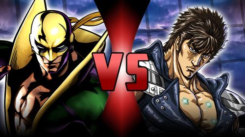 Iron Fist Kenshiro v2 Thumbnail