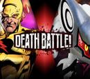 Reverse-Flash VS Infinite