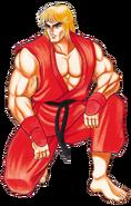Street Fighter - Ken Masters as seen in Street Fighter 2