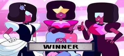 THE WINNER IS... GARNET! (1)