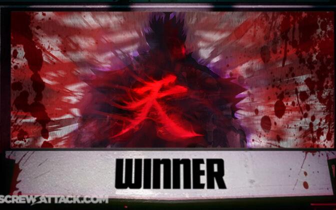 Akuma wins-0