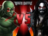 Drax the Destroyer vs. Lobo