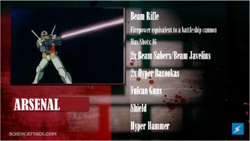 Gundam Analysis 3