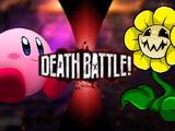 Kirby vs. Flowey