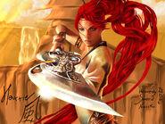 Nariko heavenly sword