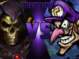 Skeletor Vs Waluigi