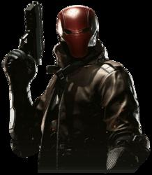 Red hood injustice 2