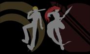 Jaune and Pyrrha Credits001