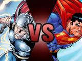 Superman vs. Thor