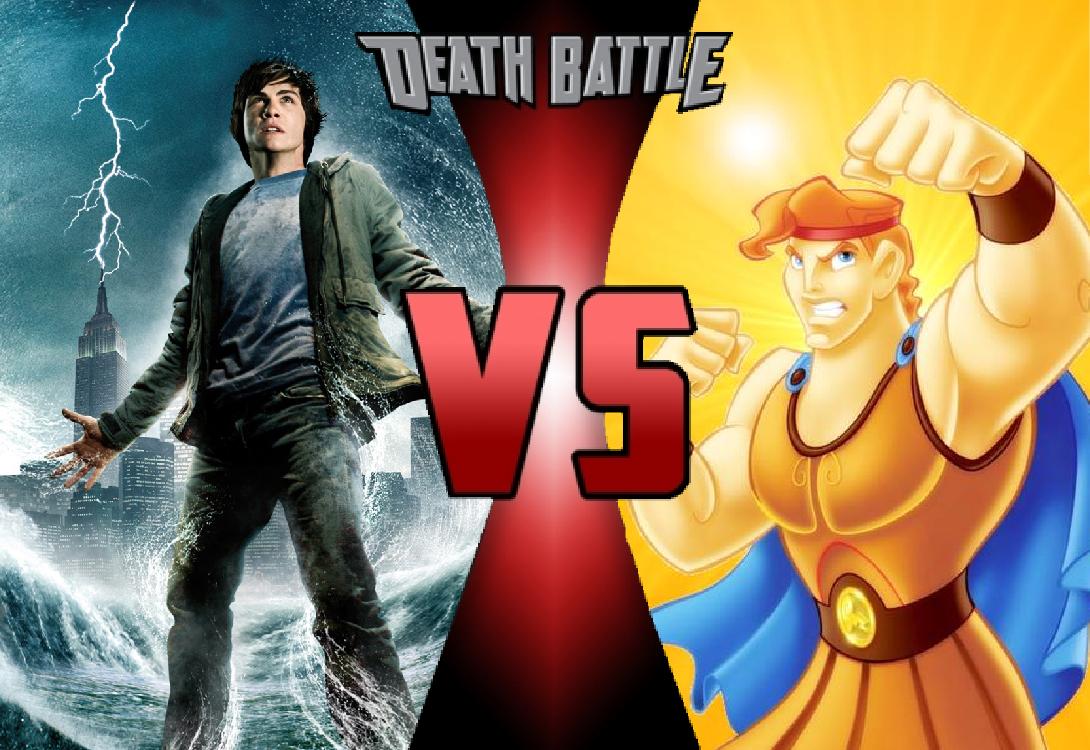 Percy Jackson VS Hercules | Death Battle Fanon Wiki ...  Hercules