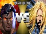Sentry vs Superman