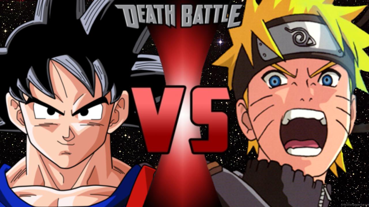 Goku Vs Naruto | Death Battle Fanon Wiki | FANDOM powered by Wikia
