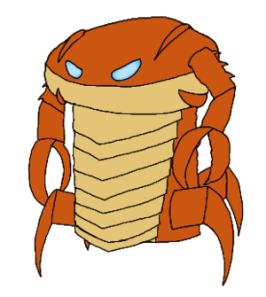 Crab Monster