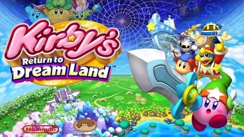 Waddle Dee Tank ''Boss'' from Kirby Super Star - Kirby's Return to Dream Land Music Extended