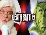 Santa Claus VS The Grinch