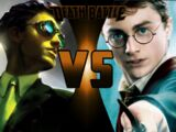 Harry Potter vs Artemis Fowl