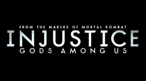 Main Theme - Injustice Gods Among Us Music