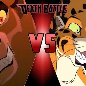Zira Vs Sabor Death Battle Fanon Wiki Fandom
