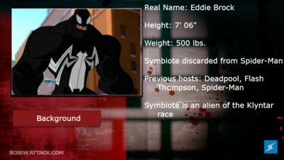 Venom Analysis 1