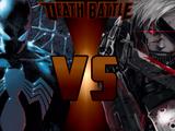 Spider-Man vs. Raiden (Metal Gear)