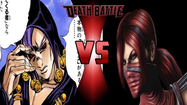 Risotto Nero vs  Skarlet | Death Battle Fanon Wiki | FANDOM