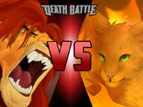 Simba VS Firestar