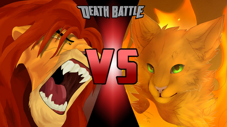Simba VS Firestar | Death Battle Fanon Wiki | FANDOM powered