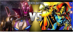 Ultron Sigma vs Doctor StrangeFate
