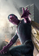 Vision Textless Poster