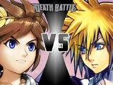 Pit VS Sora