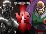 Ultron vs. Sigma