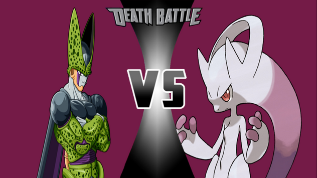 Mewtwo vs Cell