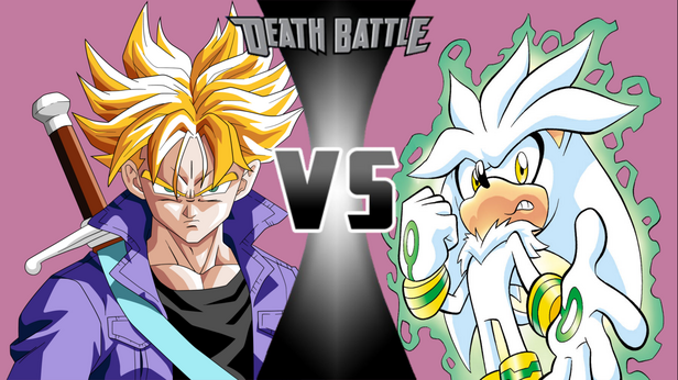 Trunks vs Silver the Hedgehog