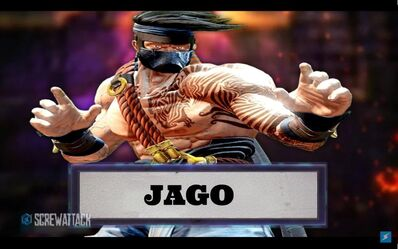 Jago, The Tiger Warrior Monk!